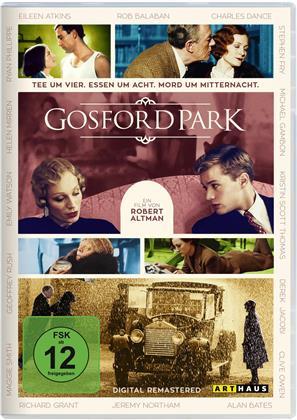 Gosford Park (2001) (Remastered)