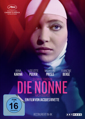 Die Nonne - La religieuse (2013) (Digital Remastered, Special Edition)