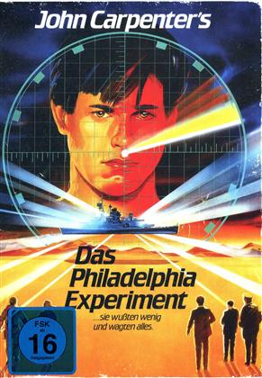 Das Philadelphia Experiment (1984) (Limited Edition, Mediabook, Uncut, 2 Blu-rays + 2 DVDs)