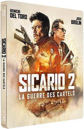 Sicario 2 - La guerre des cartels (2018) (Steelbook)