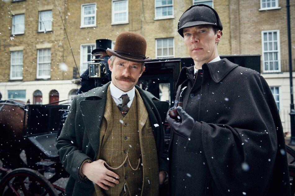 Sherlock Alle Staffeln