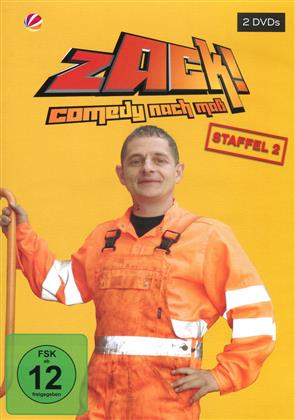 Zack! Comedy nach Mass - Staffel 2 (2 DVDs)
