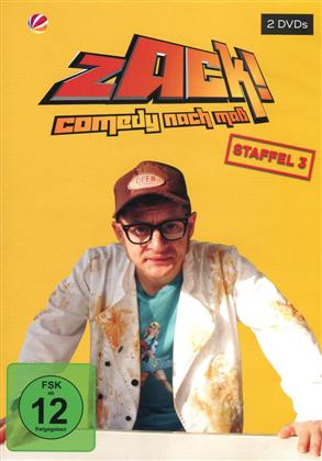 Zack! Comedy nach Mass - Staffel 3 (2 DVDs)