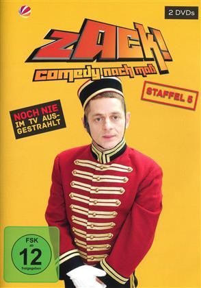 Zack! Comedy nach Mass - Staffel 5 (2 DVDs)