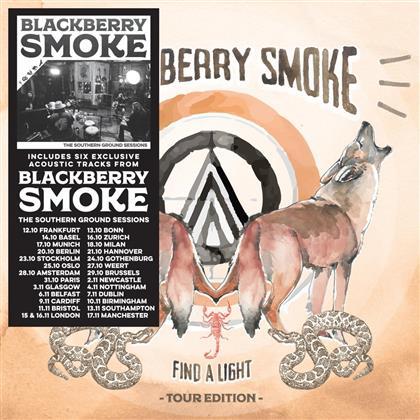 Blackberry Smoke - Find A Light - European Tour 6 Bonus Track Edition