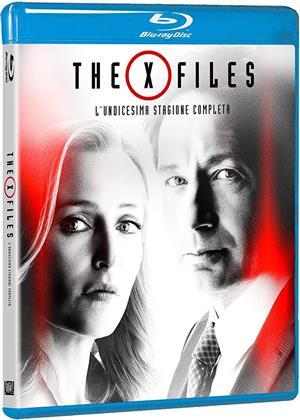 The X Files - Stagione 11 (3 Blu-rays)