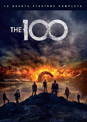 The 100 - Stagione 4 (3 DVDs)