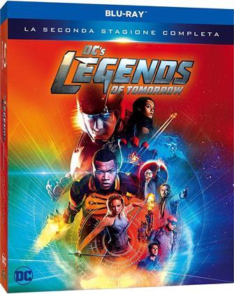 DC's Legends of Tomorrow - Stagione 2 (3 Blu-rays)