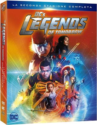 DC's Legends of Tomorrow - Stagione 2 (4 DVDs)