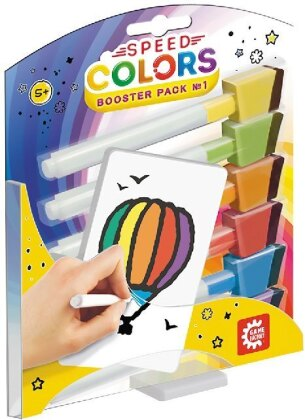 Speed Colors Booster Pack (mult)