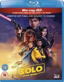 Solo - A Star Wars Story (2018) (Blu-ray 3D + 2 Blu-rays)