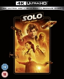 Solo - A Star Wars Story (2018) (4K Ultra HD + 2 Blu-rays)