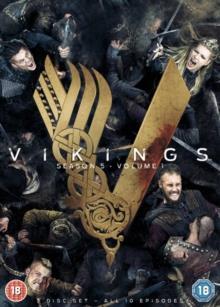 Vikings - Season 5.1 (3 DVDs)