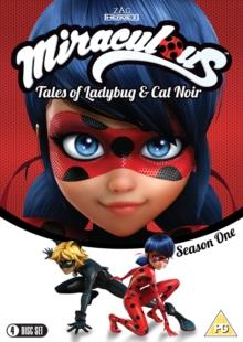 Miraculous - Tales of Ladybug & Cat Noir - Season 1 (4 DVDs)