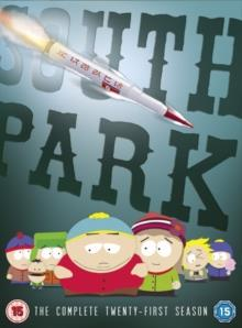 South Park - Season 21 (2 DVDs)