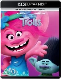 Trolls (2016) (4K Ultra HD + Blu-ray)