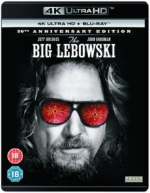 The Big Lebowski (1998) (20th Anniversary Edition, 4K Ultra HD + Blu-ray)