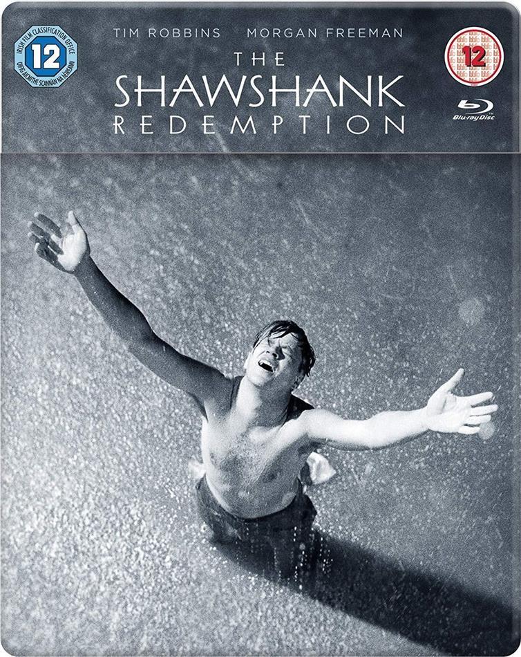 The Shawshank Redemption (1995) (Limited Edition, Steelbook)
