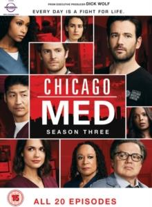 Chicago Med - Season 3 (5 DVDs)