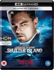 Shutter Island (2010) (4K Ultra HD + Blu-ray)