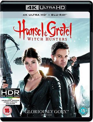 Hansel & Gretel - Witch Hunters (2013) (4K Ultra HD + Blu-ray)