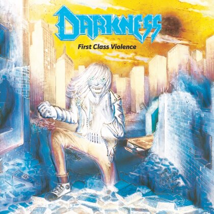 Darkness (BRD) - First Class Violence (Limited, LP)
