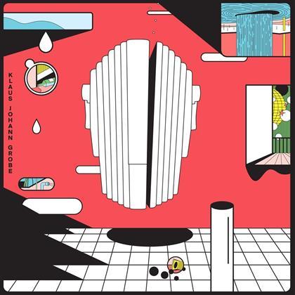 Klaus Johann Grobe - Du Bist So Symmetrisch (Pink Vinyl, LP)