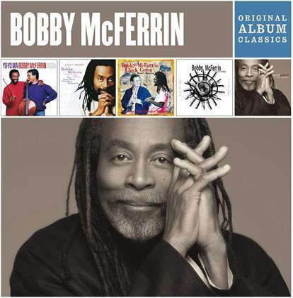 Bobby McFerrin - Original Album Classics (5 CDs)