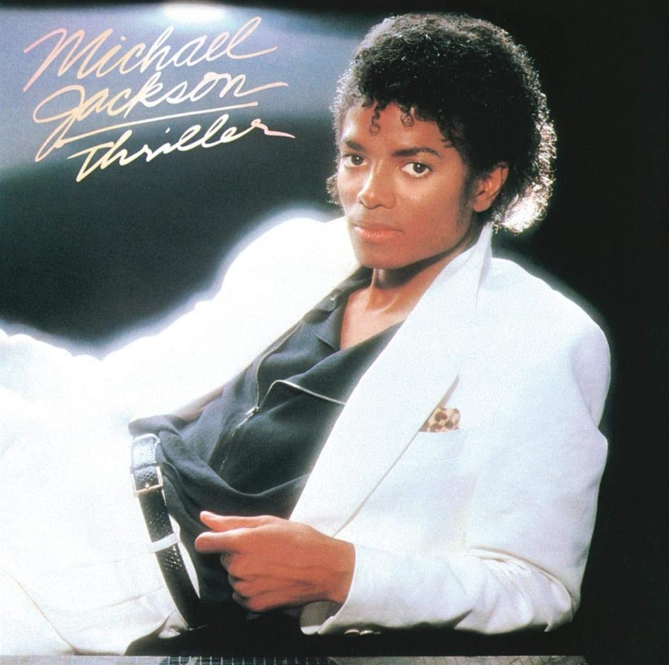 Michael Jackson - Thriller (2018 Reissue, Picture Disc, LP)