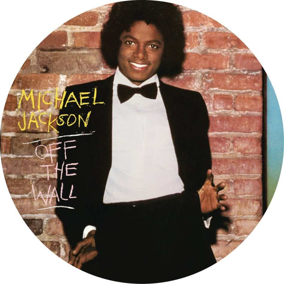 Michael Jackson - Off The Wall (2018 Reissue, Picture Disc, LP)