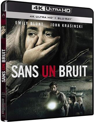 Sans un bruit (2018) (4K Ultra HD + Blu-ray)