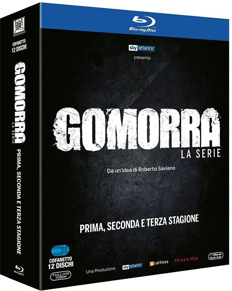 Gomorra - Stagioni 1-3 (12 Blu-rays)