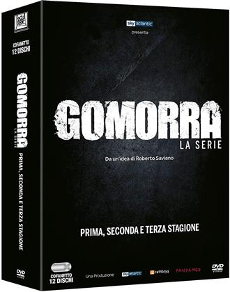 Gomorra - Stagioni 1-3 (12 DVDs)