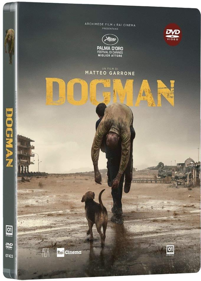 Dogman (2018) (Edizione Limitata, Steelbook)