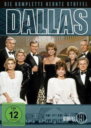 Dallas - Staffel 9 (8 DVDs)