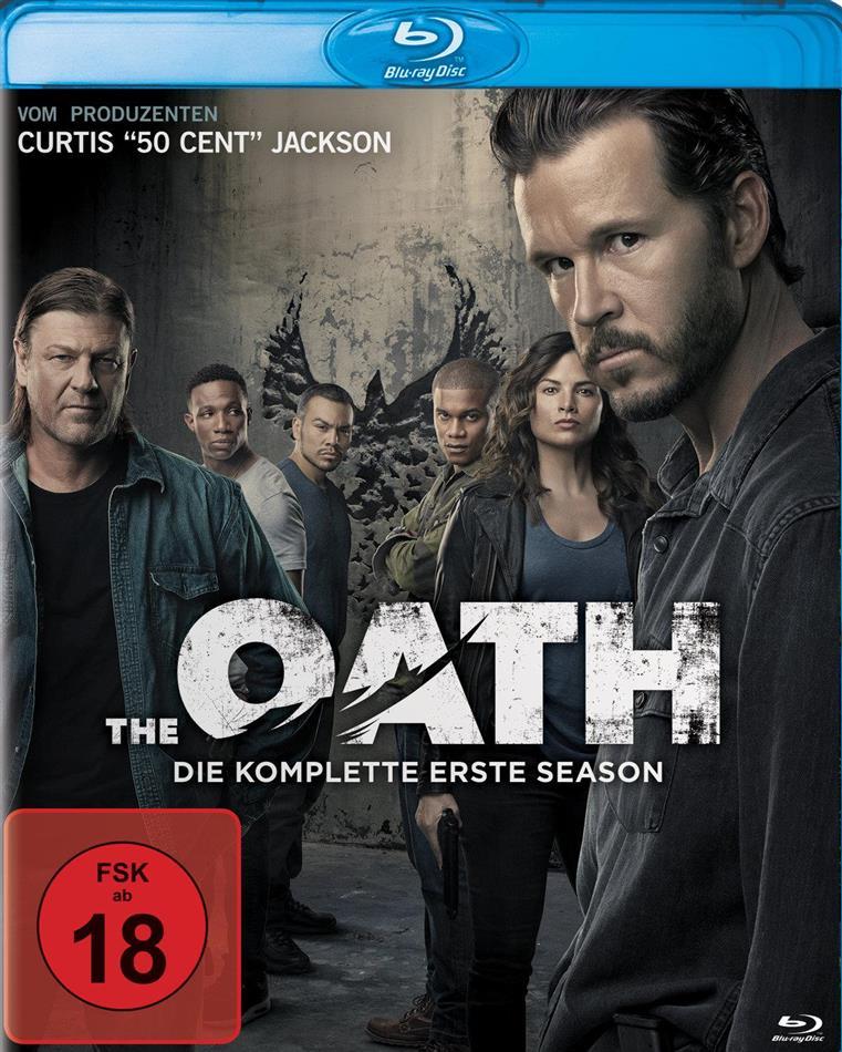 The Oath - Staffel 1 (3 Blu-rays)