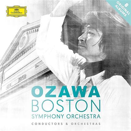 Seiji Ozawa & Boston Symhony Orchestra - Seiji Ozawa & Boston Symphony Orchestra (Box)