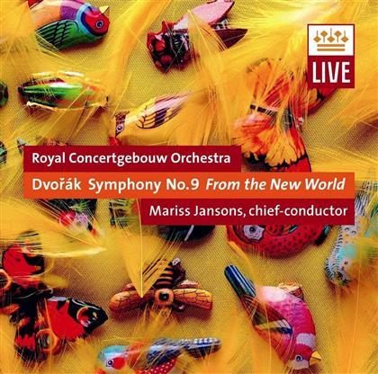 Antonin Dvorák (1841-1904), Mariss Jansons & Royal Concertgebouw Orchestra - Symphony No. 9 (UHQCD, Japan Edition)