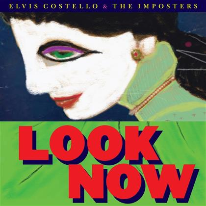Elvis Costello & The Imposters - Look Now (Deluxe Edition, 2 CDs)