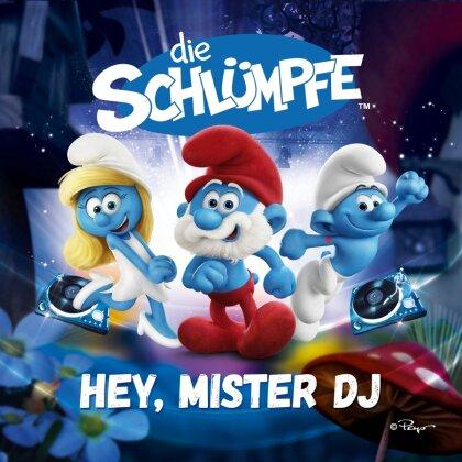 Die Schlümpfe - Hey Mister DJ
