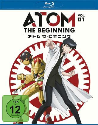 Atom - The Beginning - Vol. 1