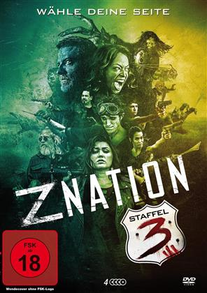 Z Nation - Staffel 3 (Uncut, 4 DVDs)