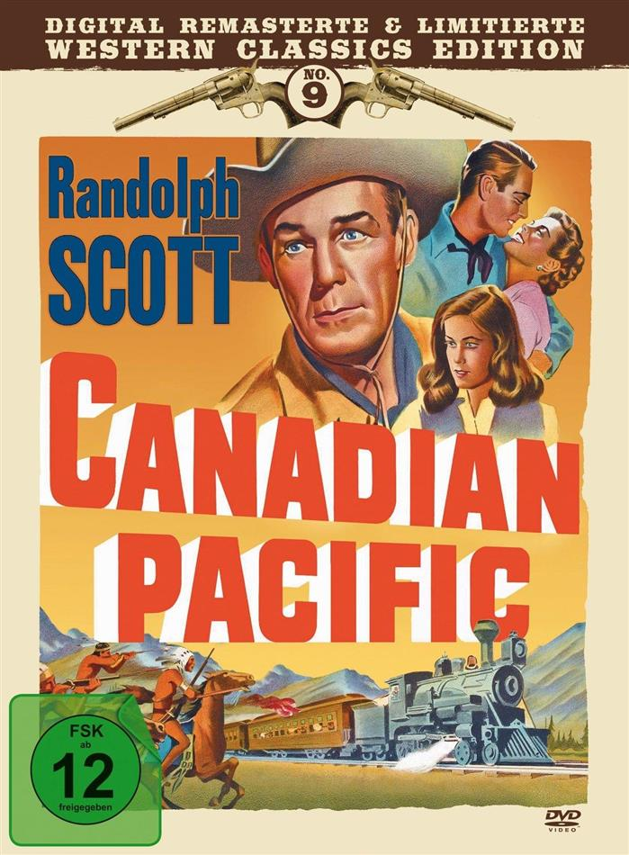 Canadian Pacific (Limited Edition, Mediabook, Remastered)