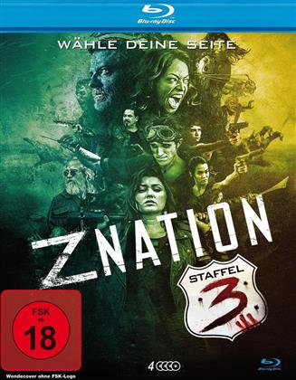 Z Nation - Staffel 3 (Uncut)