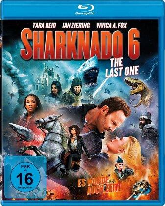 Sharknado 6 - The Last One - Es wurde auch Zeit! (2018) (Uncut)