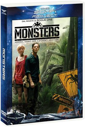 Monsters (2010) (Sci-Fi Project)