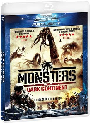 Monsters 2 - Dark Continent (2014) (Sci-Fi Project)