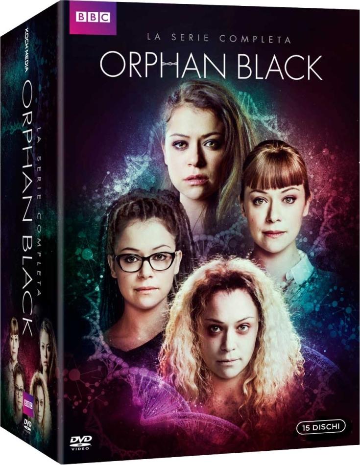 Orphan Black - La serie completa (BBC, 15 DVD)