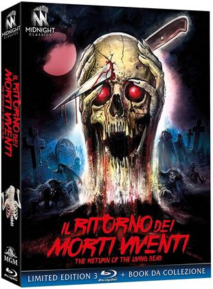 Il ritorno dei morti viventi (1985) (Limited Edition, Mediabook, 3 Blu-rays)