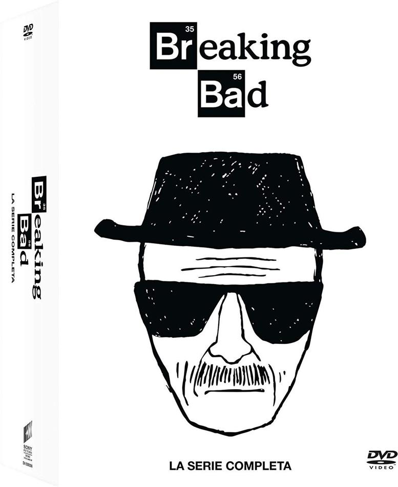 Breaking Bad - La serie completa (21 DVD)